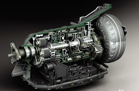 宝马系列自动变速箱常见故障汇总